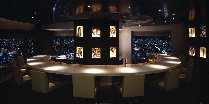 クーカーニョ/セルリアンタワー東急ホテル(40階) 4枚目の写真