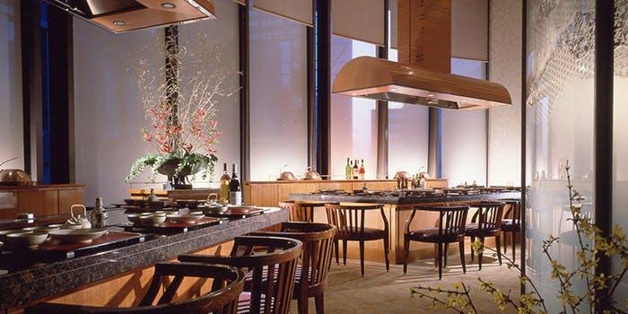 鉄板焼 ちゃやまち/ホテル阪急インターナショナル 3枚目の写真