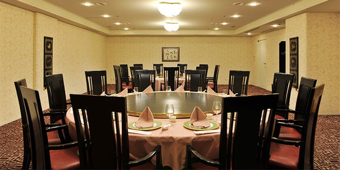 中国料理 古稀殿/グランドプリンスホテル新高輪 4枚目の写真