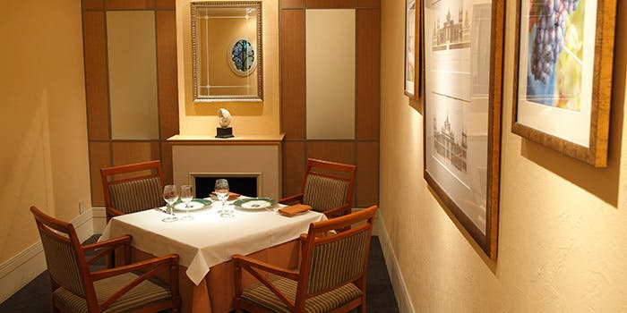 レストランロワール/名古屋東急ホテル 2枚目の写真