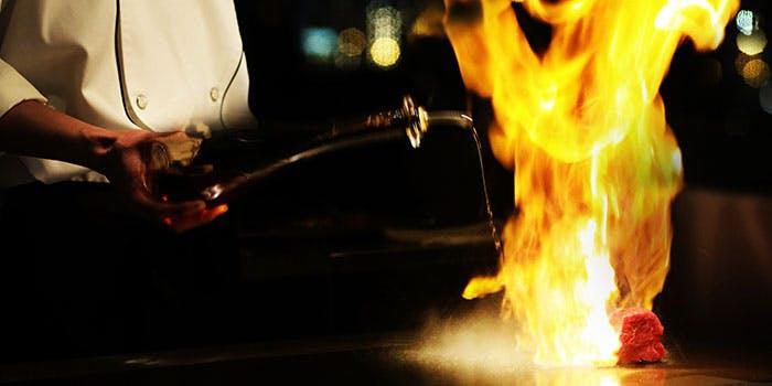 コンテンポラリー・ダイニング クラウン鉄板焼/ウェスティンナゴヤキャッスル 3枚目の写真