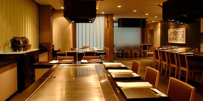 鉄板焼 北野/ANAクラウンプラザホテル神戸 1枚目の写真