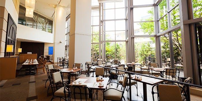 ガーデンカフェ/神戸ベイシェラトン ホテル&タワーズ 1枚目の写真