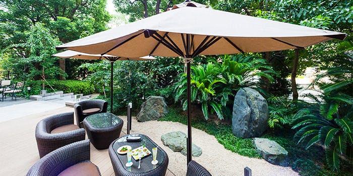 ガーデンカフェ/神戸ベイシェラトン ホテル&タワーズ 2枚目の写真