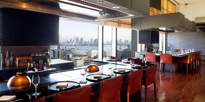 鉄板焼 天王洲/第一ホテル東京シーフォート 2枚目の写真