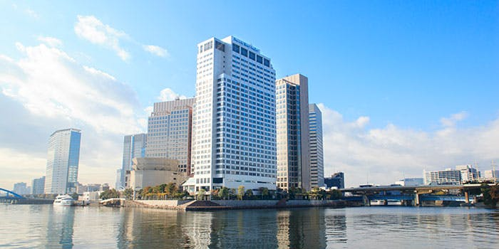 鉄板焼 天王洲/第一ホテル東京シーフォート 4枚目の写真