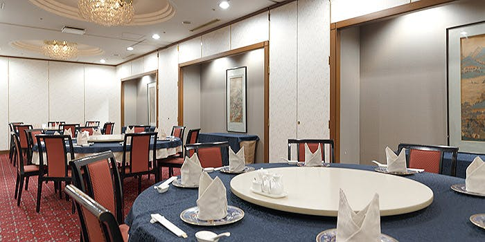 中国料理 瑞麟/パレスホテル大宮 2枚目の写真