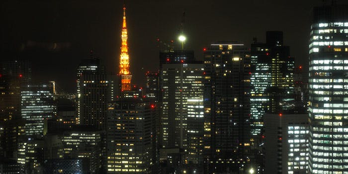 ベッラ・ヴィスタ/ホテルニューオータニ ガーデンタワー40F 6枚目の写真