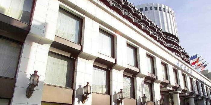重慶飯店 横浜中華街新館(3F個室)/ローズホテル横浜 1枚目の写真