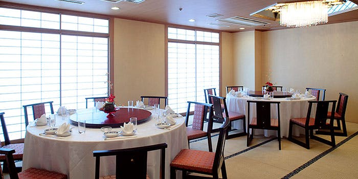 重慶飯店 横浜中華街新館(3F個室)/ローズホテル横浜 4枚目の写真