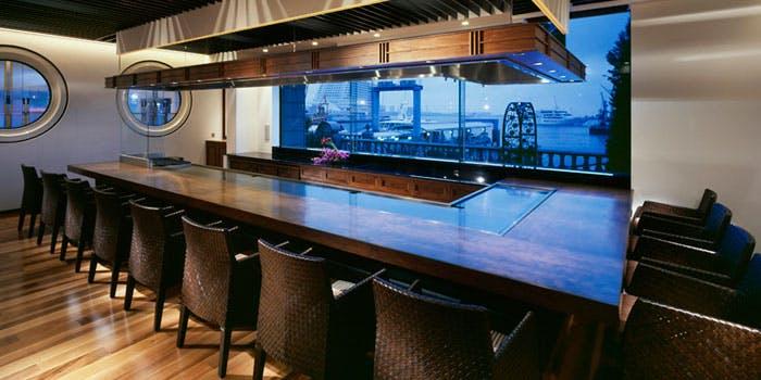 鉄板焼 心/ホテル ラ・スイート神戸ハーバーランド 2枚目の写真