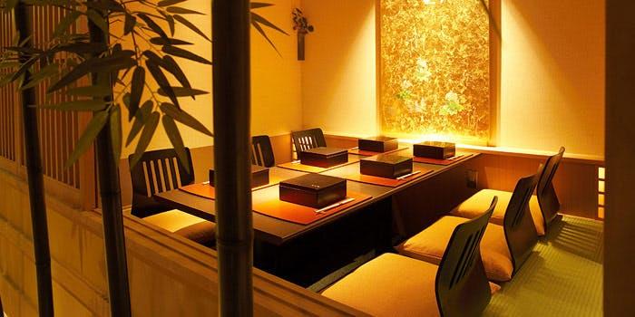 個室会席 北大路 銀座茶寮 3枚目の写真