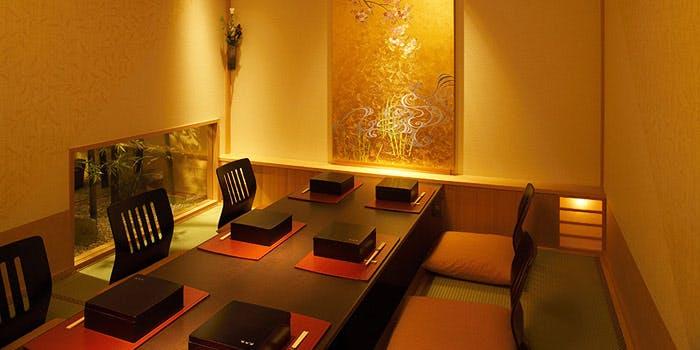 個室会席 北大路 銀座茶寮 4枚目の写真