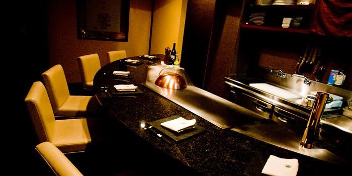 鉄板焼 馨 KAORU 2枚目の写真