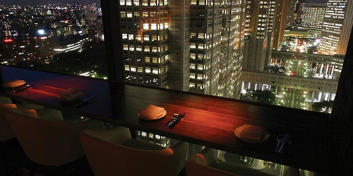グリル&ダイニング マンハッタンテーブル/新宿ワシントンホテル 2枚目の写真