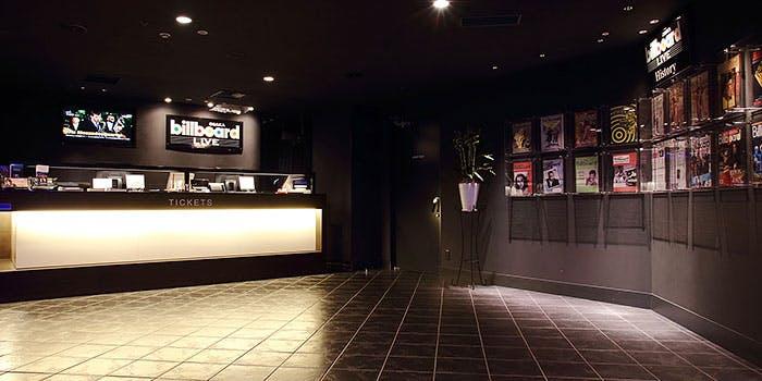 ビルボードライブ大阪 4枚目の写真