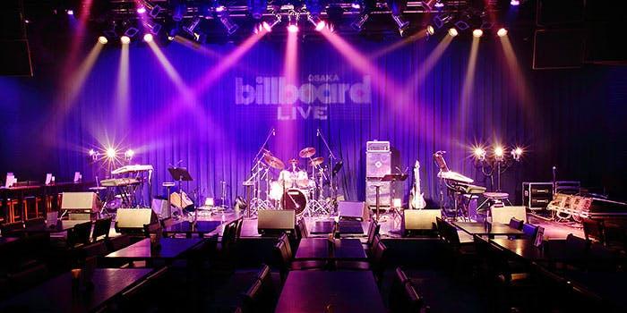 ビルボードライブ大阪 2枚目の写真