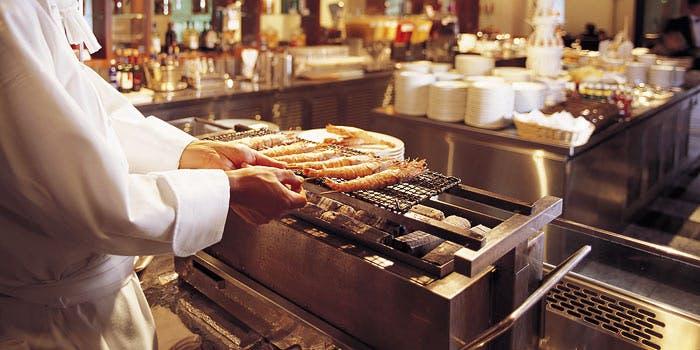 カフェ レストラン セリーナ/ホテル日航大阪 4枚目の写真