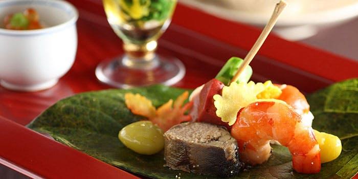 日本料理なにわ/リーガロイヤルホテル東京 5枚目の写真