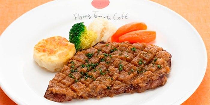 フライング トマト カフェ 帝国ホテル大阪内 3枚目の写真