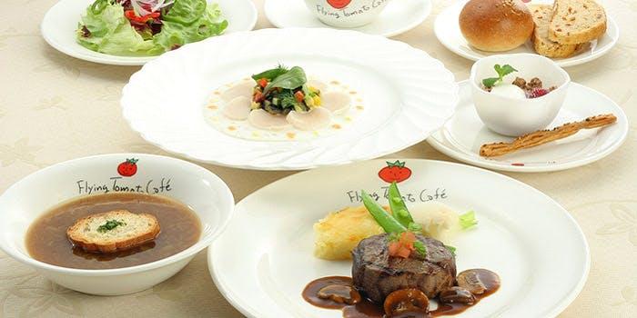 フライング トマト カフェ 帝国ホテル大阪内 5枚目の写真