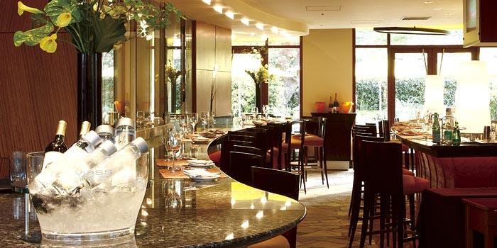 カフェ カリフォルニア/シェラトン都ホテル東京