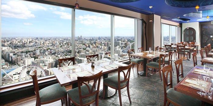 アーティスト カフェ/東京ドームホテル43F 2枚目の写真