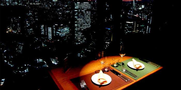 アーティスト カフェ/東京ドームホテル43F 4枚目の写真