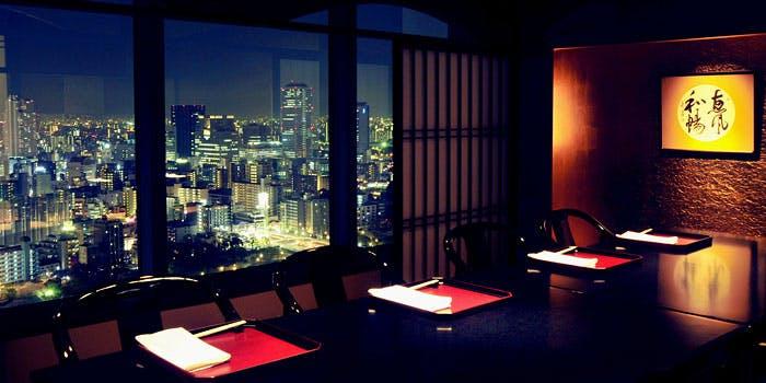 大阪 なだ万 /帝国ホテル大阪 3枚目の写真