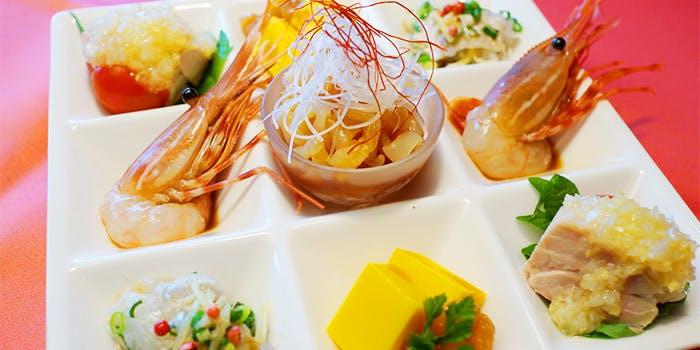 創作中国料理 AKA 5枚目の写真