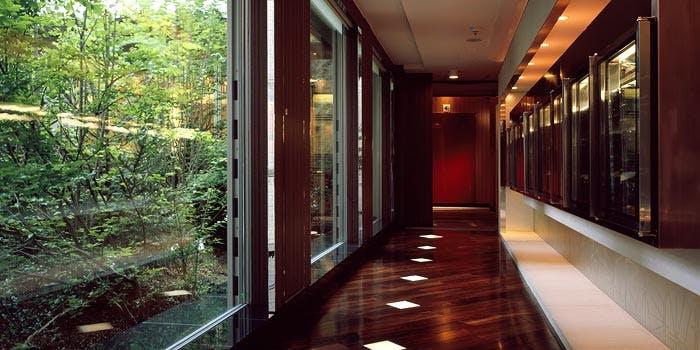GRILL & BAR 流/庭のホテル