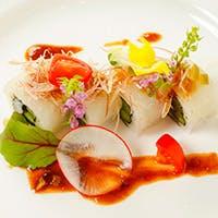 オリジナルロール寿司