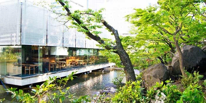 ガーデンレストラン オールデイダイニング/ザ ランドマークスクエア トーキョー 2枚目の写真