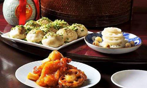 中国料理滋味菜々 蓮根荘REN KON SO>