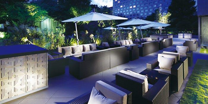 ガーデンカフェ ウィズ テラスバー/ザ ランドマークスクエア トーキョー 6枚目の写真