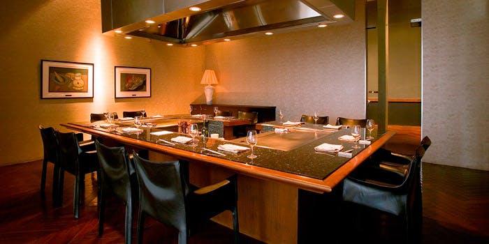 鉄板焼きレストラン 山桜/箱根ホテル富士屋ホテルレイクビューアネックス 1枚目の写真
