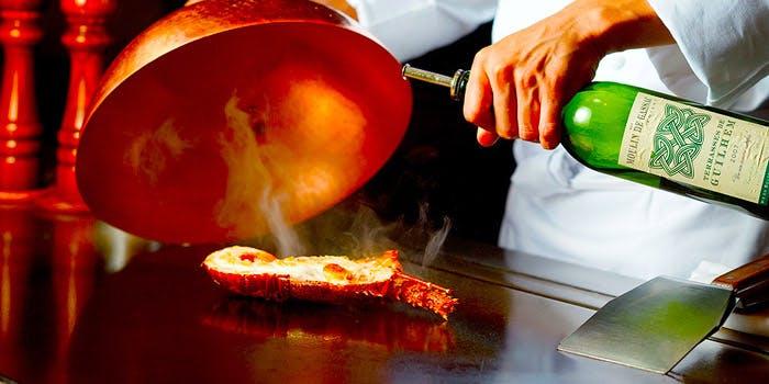 鉄板焼きレストラン 山桜/箱根ホテル富士屋ホテルレイクビューアネックス 2枚目の写真