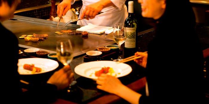 鉄板焼きレストラン 山桜/箱根ホテル富士屋ホテルレイクビューアネックス 5枚目の写真