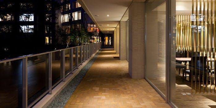 鉄板焼 銀明翠/ホテルリゾート&レストラン マースガーデンウッド御殿場 3枚目の写真