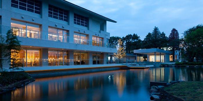 鉄板焼 銀明翠/ホテルリゾート&レストラン マースガーデンウッド御殿場 4枚目の写真