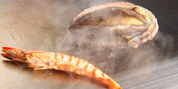 鉄板焼 銀明翠/ホテルリゾート&レストラン マースガーデンウッド御殿場 5枚目の写真