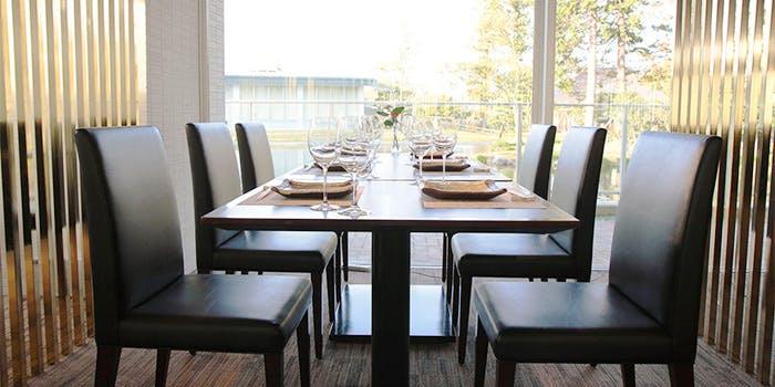 鉄板焼 銀明翠/ホテルリゾート&レストラン マースガーデンウッド御殿場 2枚目の写真