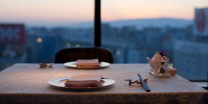 中国料理 ベルビュー慶招樓  /ニューオーサカホテル 2枚目の写真