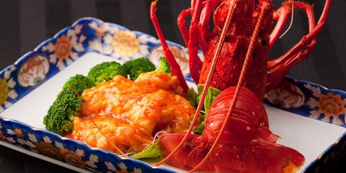 中国料理 ベルビュー慶招樓  /ニューオーサカホテル 6枚目の写真
