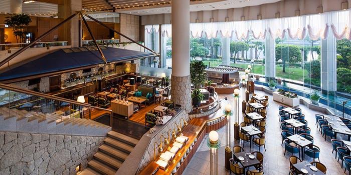 レストラン グランカフェ/第一ホテル東京シーフォート 1枚目の写真