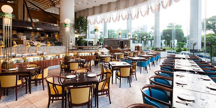 レストラン グランカフェ/第一ホテル東京シーフォート 3枚目の写真