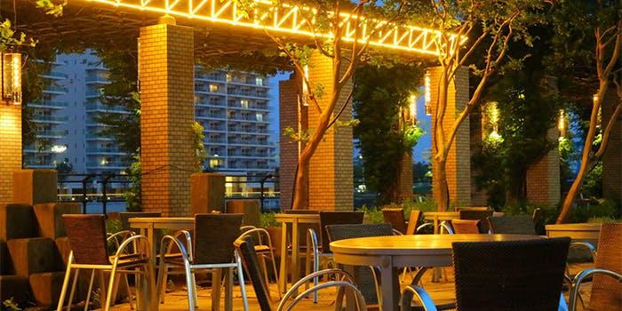 レストラン グランカフェ/第一ホテル東京シーフォート 2枚目の写真