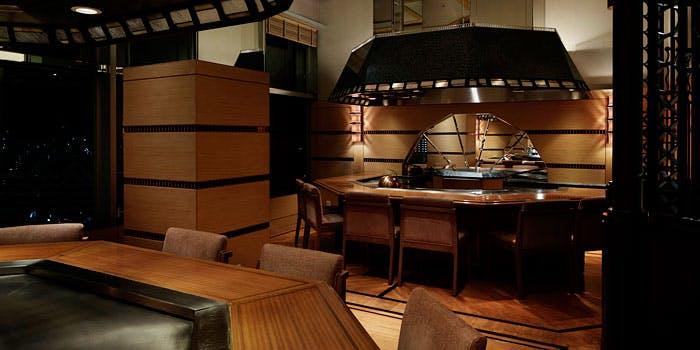 鉄板焼 然荘/ホテル クラウンパレス 神戸17階 2枚目の写真