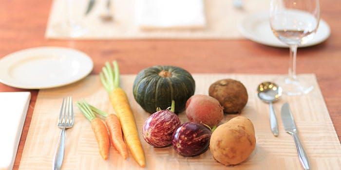Le Salon de Legumes 7枚目の写真