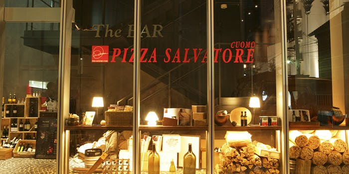 Salvatore 梅田/Pizza Salvatore Cuomo 梅田(1F) 1枚目の写真